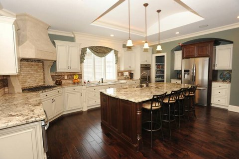 Rivers Edge Construction Kitchen Gallery